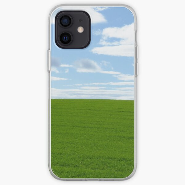 Hilll near Stonehaven iPhone Soft Case