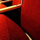 Theatre Seats  by DearMsWildOne