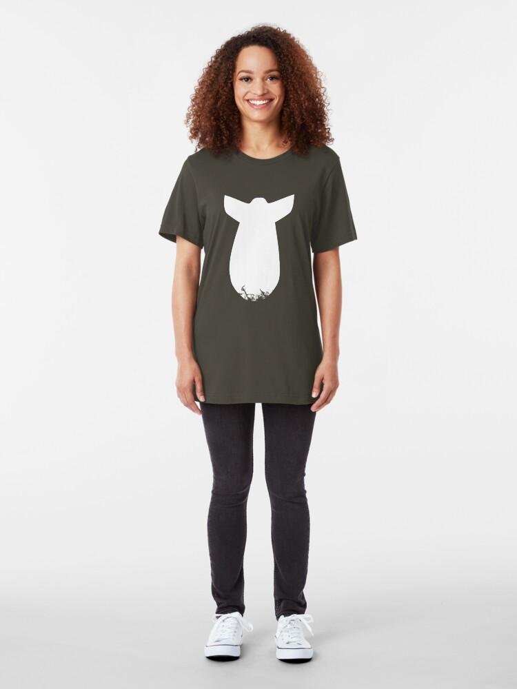 Alternate view of Atomic Bomb Slim Fit T-Shirt