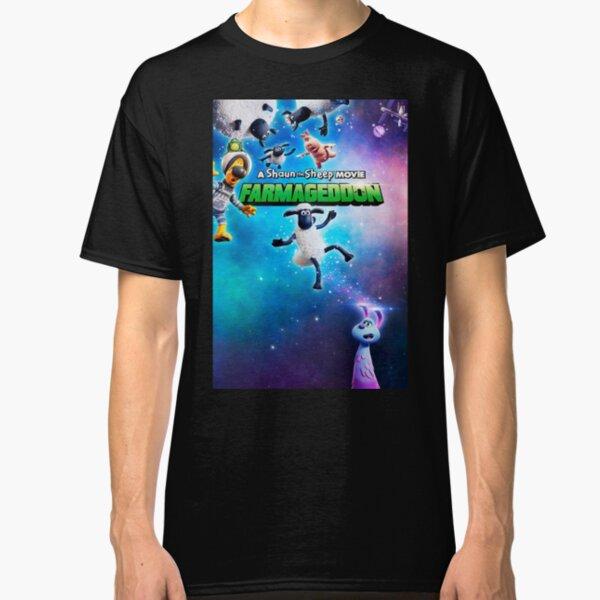 A Shaun the Sheep Movie: Farmageddon Classic T-Shirt