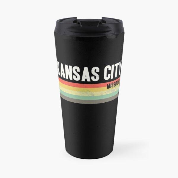 KCMO Kansas City design Gift Travel Mug