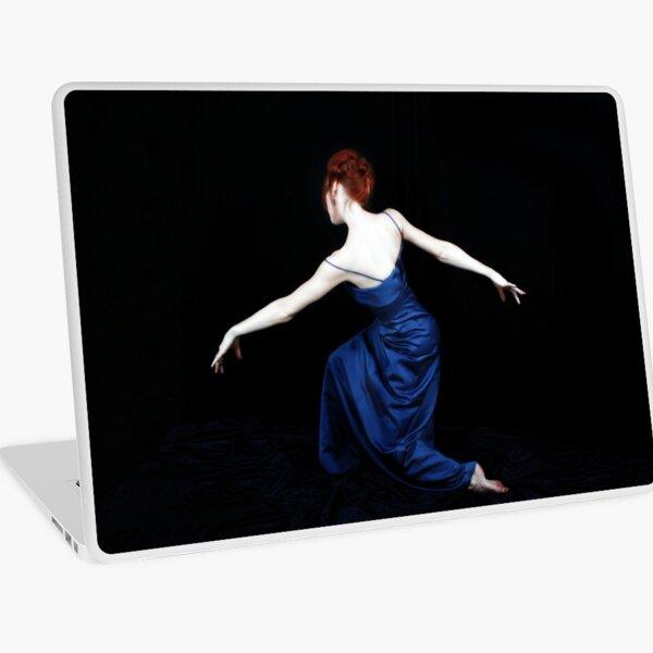 And She Danced Laptop Skin