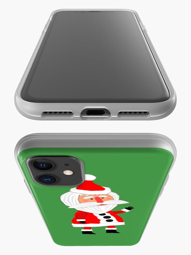 Alternate view of Hello, Father Christmas is coming! iPhone Case & Cover