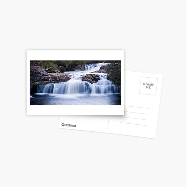 Cradle Mountain Falls Postcard