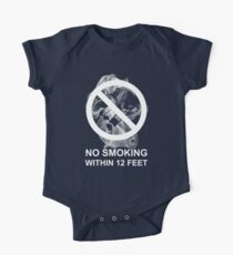 Respect My Choice Not To Smoke (imperial) Kids Clothes