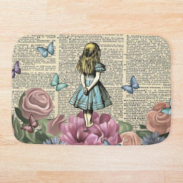 Alice In Wonderland - Wonderland Garden Bath Mat