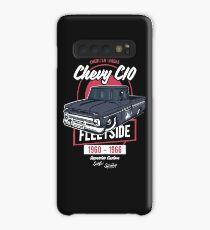 Chevy C10 - American Legend Hülle & Klebefolie für Samsung Galaxy