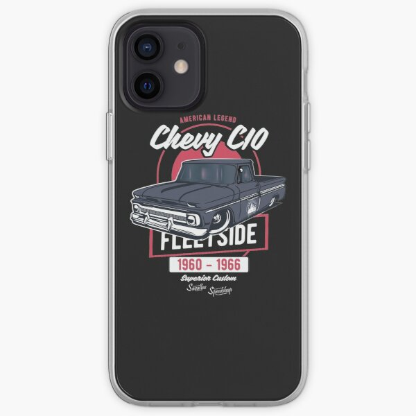 Chevy C10 - American Legend iPhone Soft Case