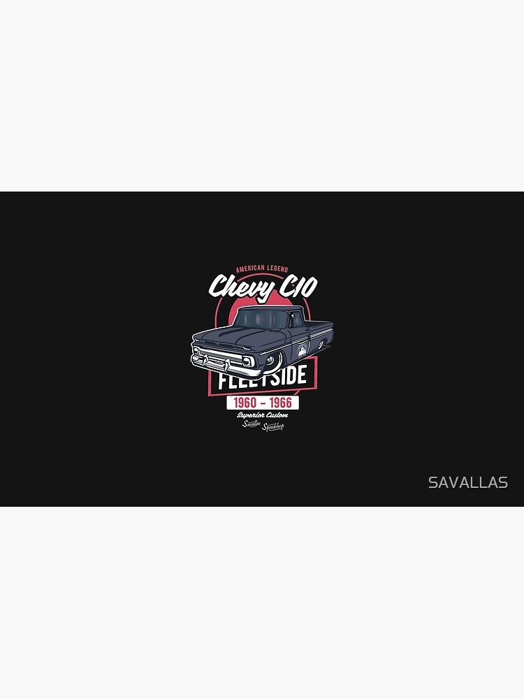 Chevy C10 - American Legend von SAVALLAS