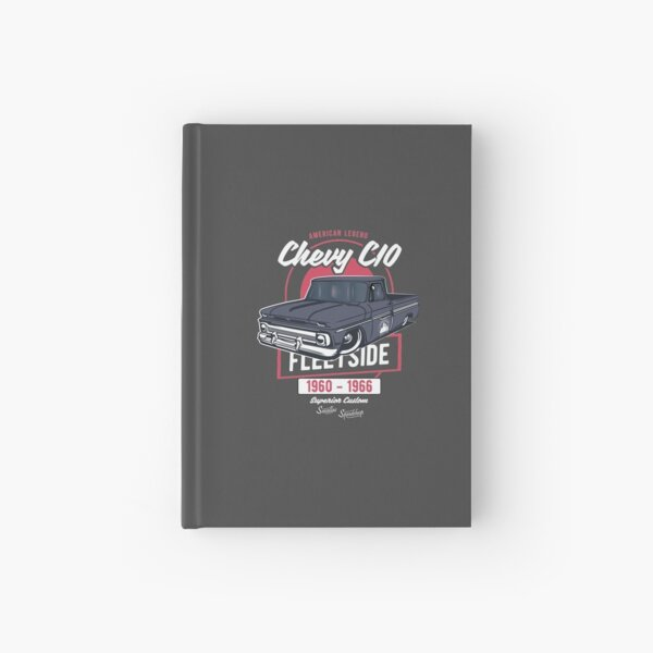 Chevy C10 - American Legend Hardcover Journal