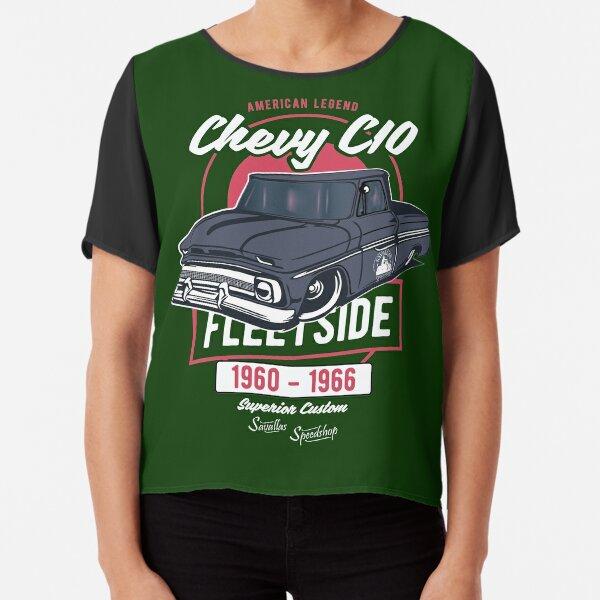 Chevy C10 - American Legend Chiffon Top