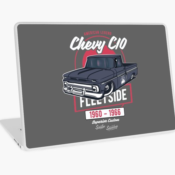 Chevy C10 - American Legend Laptop Skin