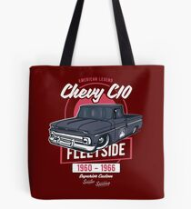 Chevy C10 - American Legend Tote Bag