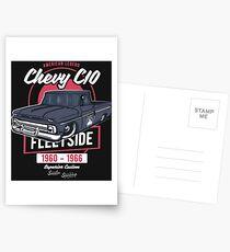 Chevy C10 - American Legend Postkarten
