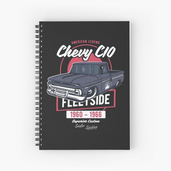 Chevy C10 - American Legend Spiral Notebook