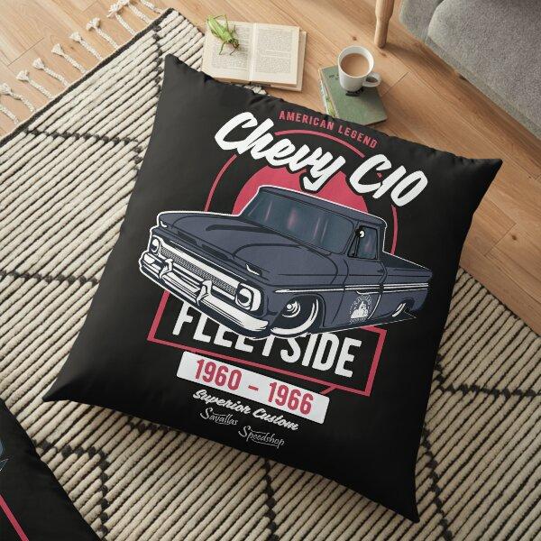 Chevy C10 - American Legend Floor Pillow