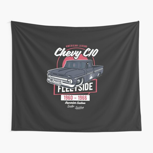 Chevy C10 - American Legend Tapestry