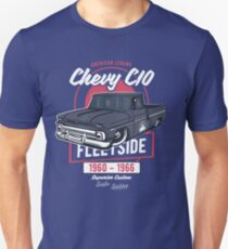 Chevy C10 - American Legend Slim Fit T-Shirt