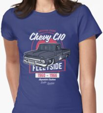 Chevy C10 - American Legend Tailliertes T-Shirt