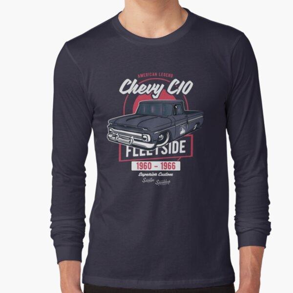 Chevy C10 - American Legend Long Sleeve T-Shirt