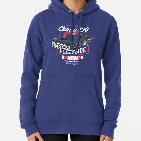 Chevy C10 - American Legend Pullover Hoodie