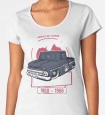 Chevy C10 - American Legend Premium Rundhals-Shirt