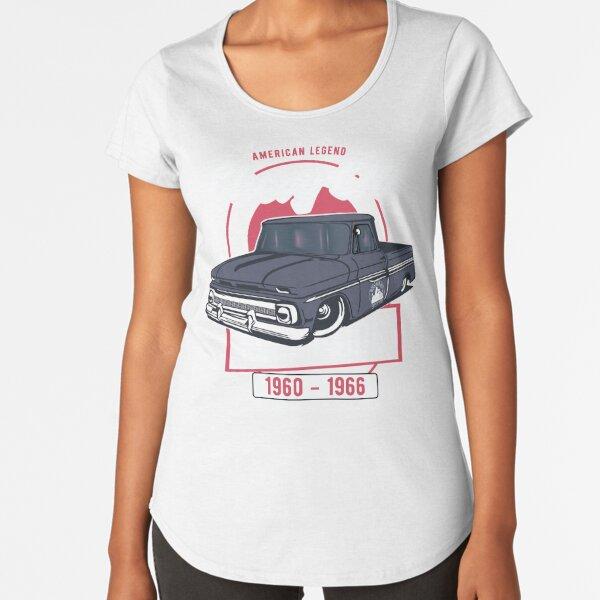 Chevy C10 - American Legend Premium Scoop T-Shirt