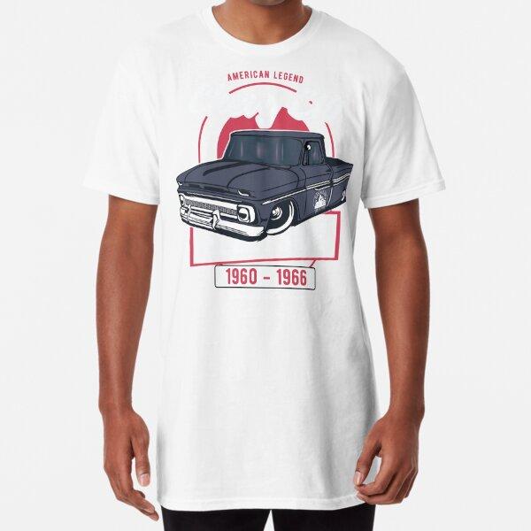 Chevy C10 - American Legend Long T-Shirt