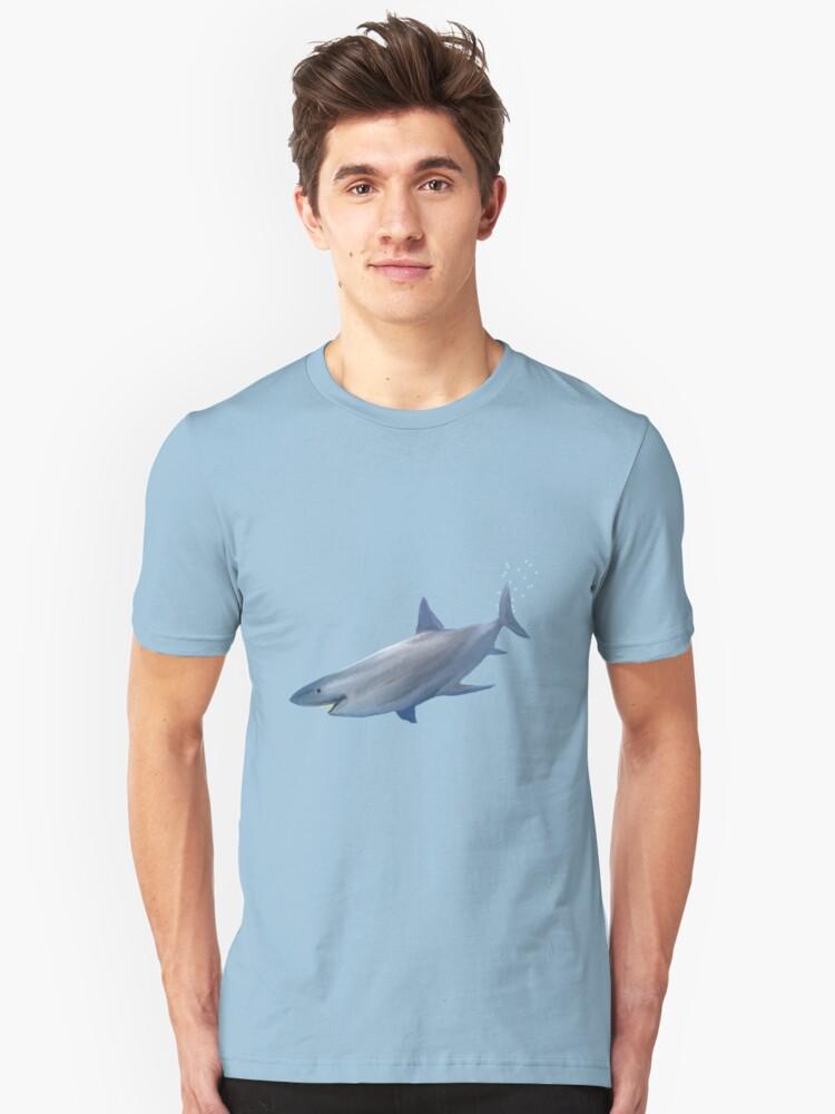 Shark Unisex T-Shirt Front