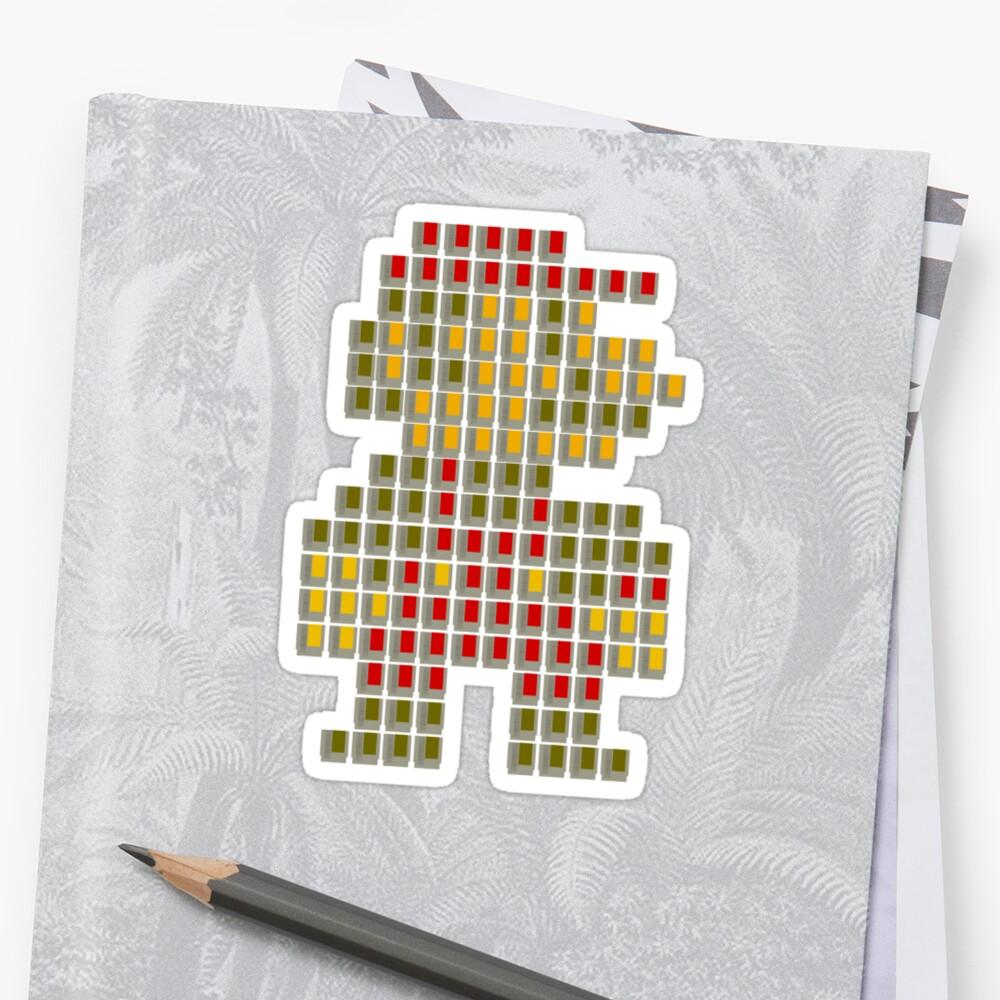 Nes Cartridge Mario by Baardei
