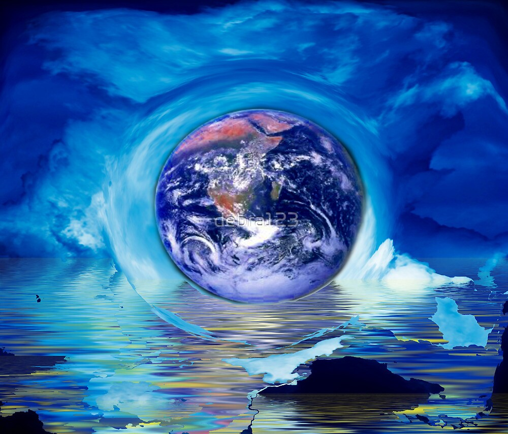 Earth and see by debra123