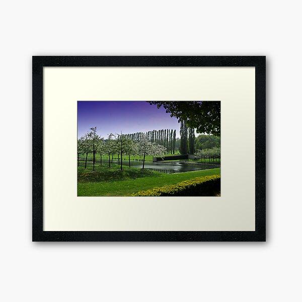 Villarceaux 3 Framed Art Print