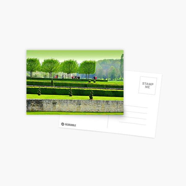 Villarceaux 8 Postcard