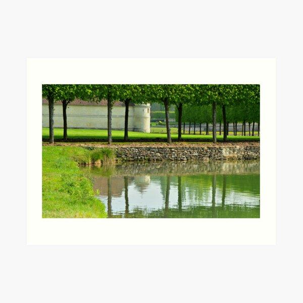 Villarceaux 10 Art Print