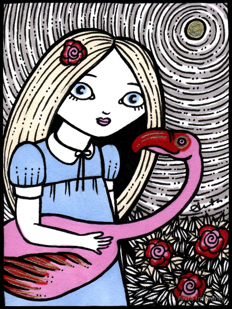 Croquet by Anita Inverarity