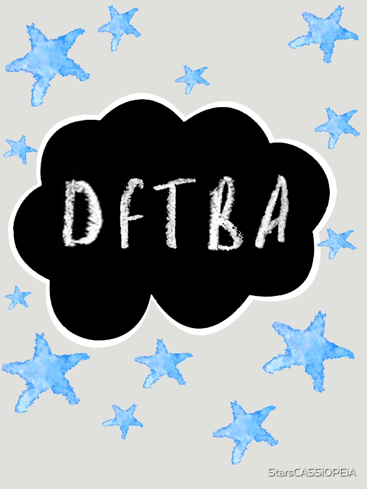 DFTBA: The Fault In Our Stars | Unisex T-Shirt
