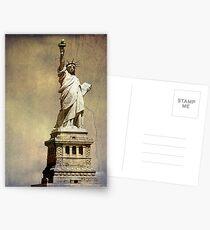 Statue of Liberty ©  Postcards