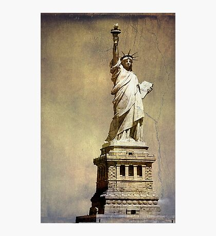 Statue of Liberty ©  Photographic Print