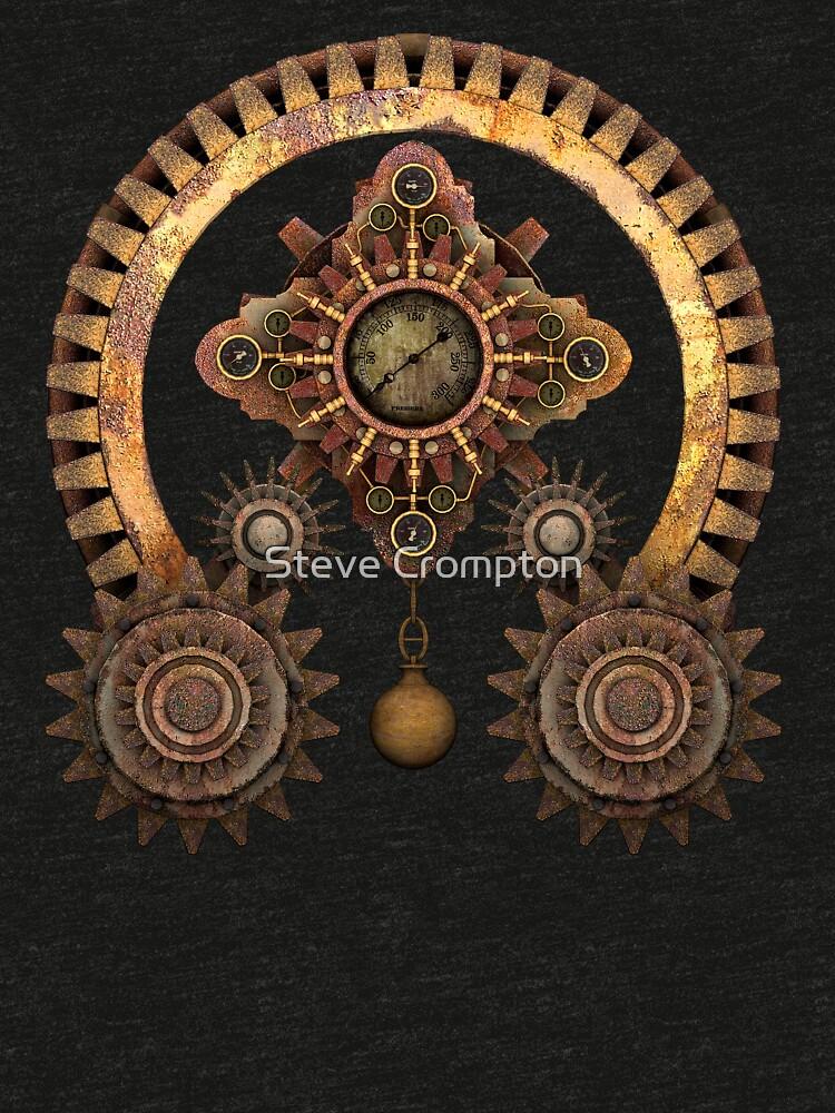 Vintage Steampunk Machine Thing by SC001