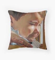 Anakin Throw Pillow