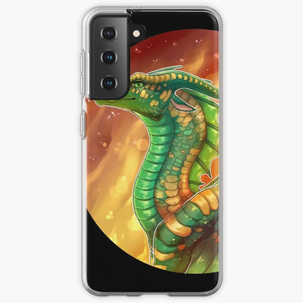 Wings of Fire - Sundew Samsung Galaxy Soft Case