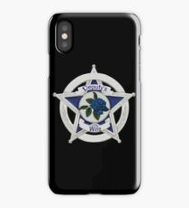 Deputy's Wife iPhone Case