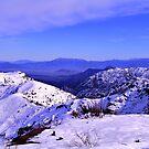 Mountain Colorado. Chile. by Daidalos