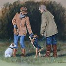 Terrier  talk by Stephanie Greaves