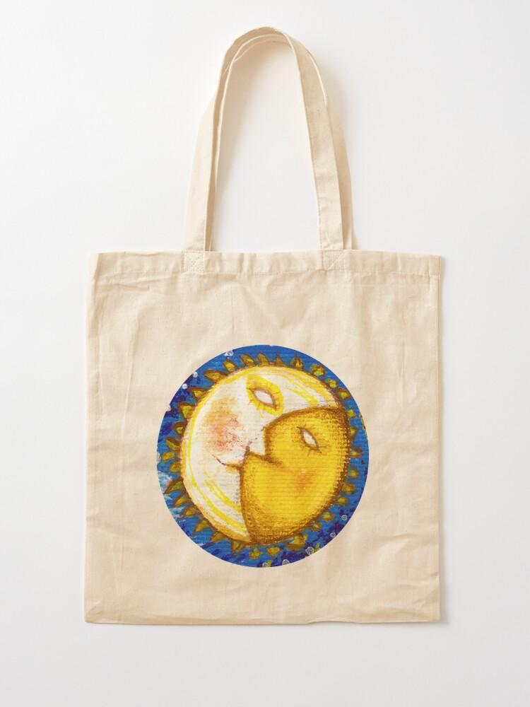 Alternate view of Magic sun Tote Bag