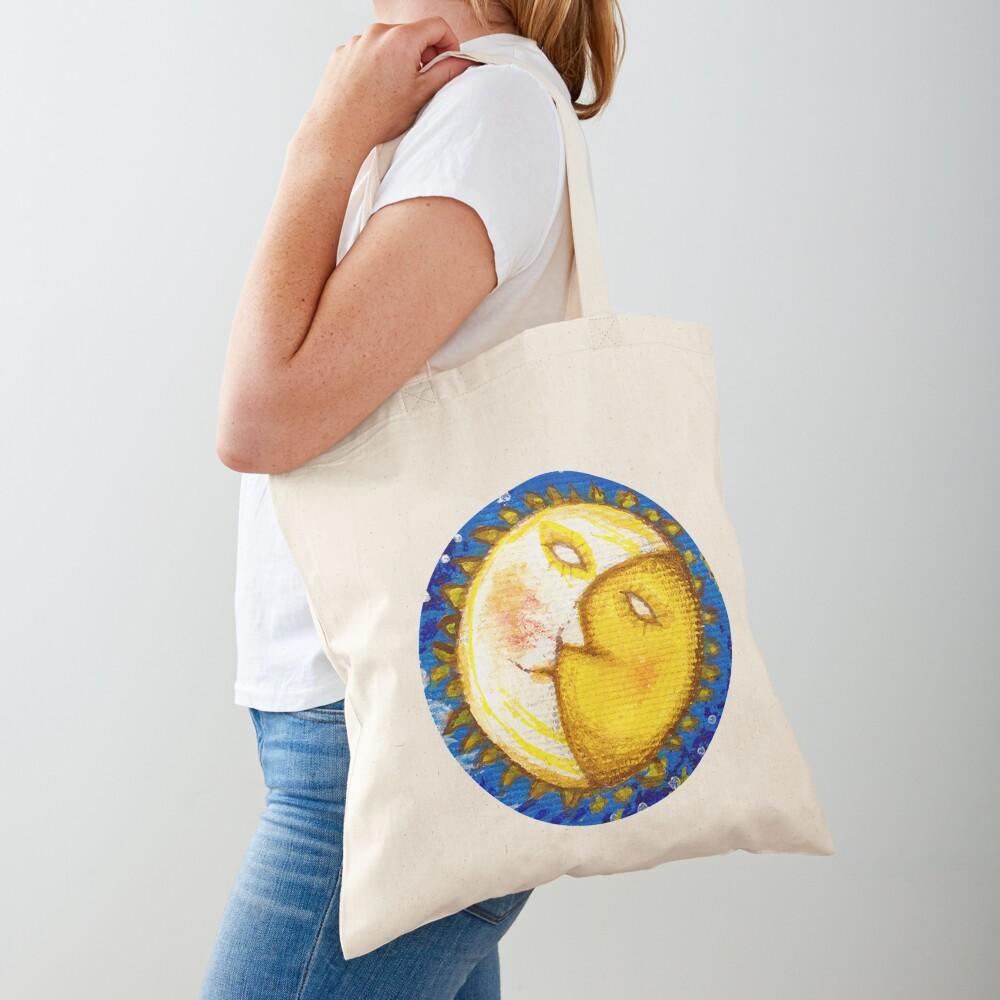 Magic sun Tote Bag