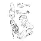 Shoes II by babibell