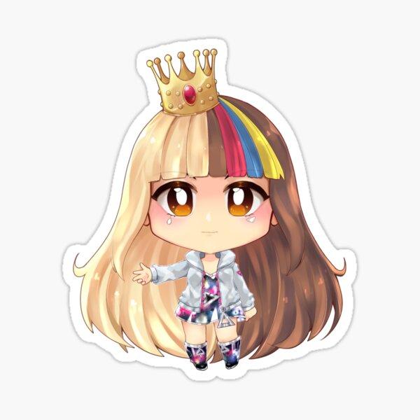 Vocaloid galaco Sticker