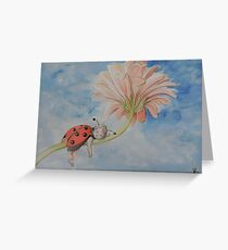 Aprile, dolce dormire Greeting Card