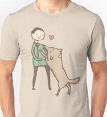 Man & Dog T-Shirt